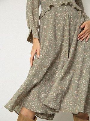 Платье с принтом PL1082/doran - обмен на 44 размер или продажа