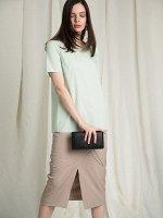 Блузка с коротким рукавом B2559/vacan
