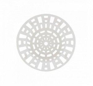 AXENTIA Набор ситечек для раковины 7см, 2шт, цв.белый 290768