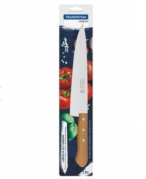 """TRAMONTINA """"Carbono"""" Нож 23см 22950/109 ВЭД"""
