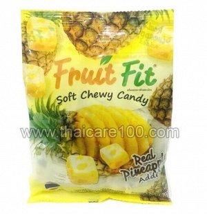 Конфеты FRUITFIT со вкусом Ананаса
