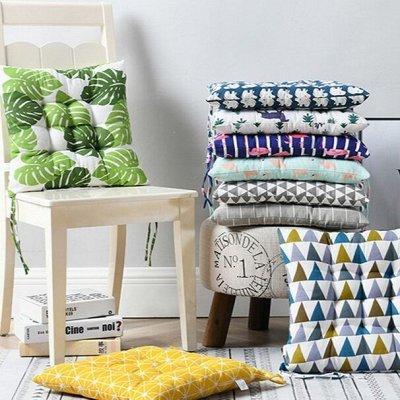 Атмосфера уюта! Красота на рабочем месте — Подушки для сидушки — Декоративные подушки