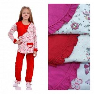Рюша пижама детская