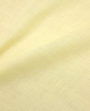 Муслин двухслойный цв.Бледно-желтый, ш.1.35м, хлопок-100%, 100гр/м.кв