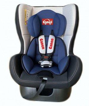 Детское автомобильное удерживающее устройство GE-B828 (1/2) черно/синее