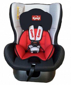 Детское автомобильное удерживающее устройство GE-B838 (1/2) черно/красное