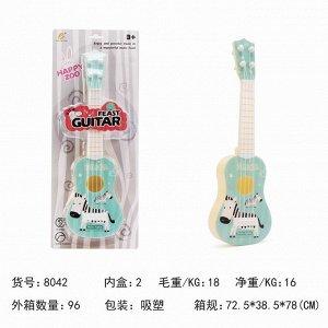 Гитара OBL841704 8042 (1/96)