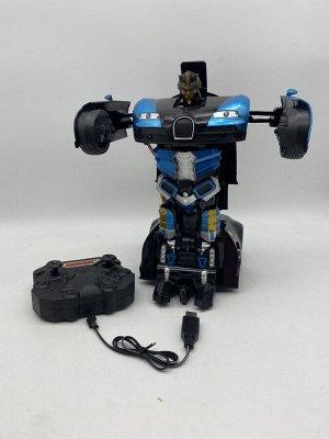 Робот трансформер 8+
