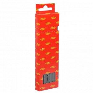 Карандаш акварельный Koh-I-Noor PROGRESSO 8780/36, в лаке, в картонной упаковке, черный, ЦЕНА ЗА 1 ШТ