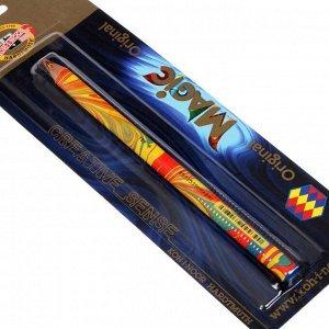 Карандаш с многоцветным грифелем Koh-i-Noor 3405/01 MAGIC Original, 5,6 мм