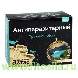 """Травяной сбор """"Антипаразитарный"""", 100 г, ТМ """"Фарм-продукт"""""""