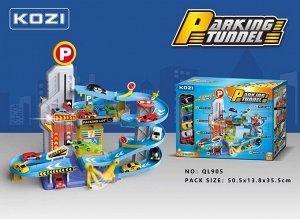 Игровой набор Парковка OBL838405 QL905 (1/8)