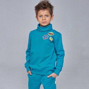 Джемпер для мальчика, голубой