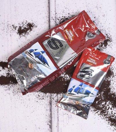 Какао и горячий шоколад из Вьетнама и Нидерландов — Молотый кофе (Вьетнам) — Молотый кофе
