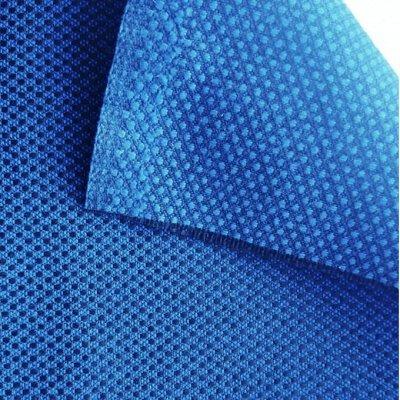 TEXTILE➕№5 - Всё для штор, мягкой мебели, текстиль для дома  — Ткань мебельная Hawai Blue (износостойкая рогожка) — Ткани