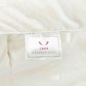 Одеяло 1,5 спальное 140х210см, наполнитель: синтепон, плотно