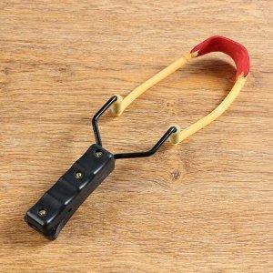 Рогатка с подпальцевыми выемками усиленная рама