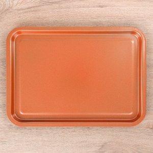 Противень с решеткой для запекания «Прима.Гриль», керамическое покрытие