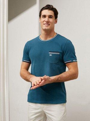 Фуфайка (футболка) муж BeGood SS21MJ207