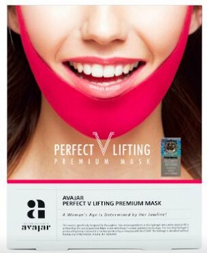 Лифтинг маска для подбородка  Perfect V Lifting Premium Mask