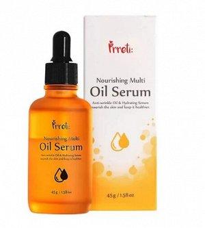 Сыворотка для лица Nourishing Multi Oil Serum
