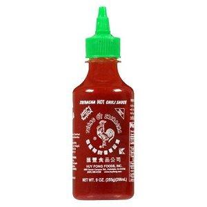 Соус Чили Шрирача Huy Fong Sriracha, США, 255 мл