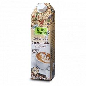 Кокосовые сливки для кофе KING ISLAND, 1000 мл (Тайланд)