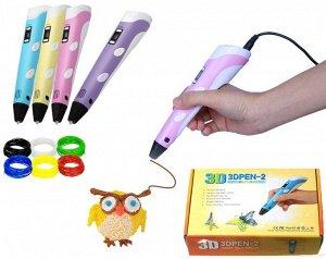 3 D ручка Работает от сети
