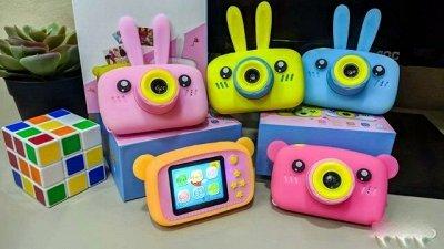 🧦Классные носочки для всех🧦🧦🧦  — Детские фотоаппараты и видеокамера!! Наличие! — Игрушки и игры