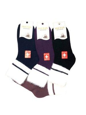 Носки женские без резинки, 10 пар