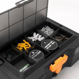 Набор инструментов с кейсом для хранения мелочей