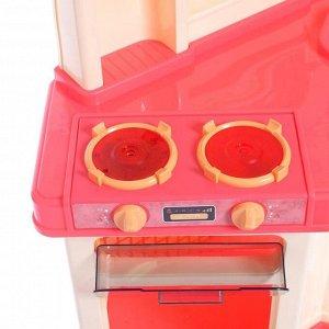 Игровой набор «Настоящий повар», с аксессуарами, свет, звук, бежит вода из крана