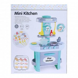 Игровой модуль кухня «Моя кухонька», с аксессуарами