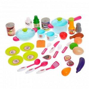 Игровой набор «Любимая кухня» с аксессуарами