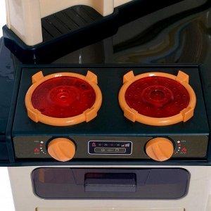 Игровой набор «Шеф-повар», с аксессуарами, свет, звук, бежит вода из крана