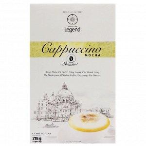 Растворимый кофе Транг Нгуен Капучино Мока