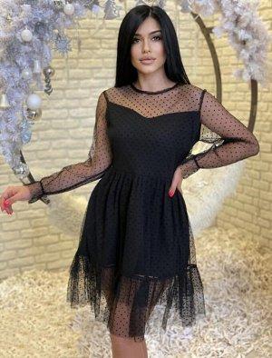 Платье ТКАНЬ: СЕТКА