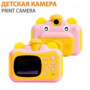 Детская камера с печатью фотографии Print Camera
