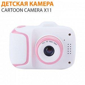 Детская камера Cartoon Camera X11