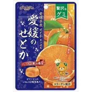 Мармелад жевательный Senjaku мандарин из Эхиме  34 гр. 1/6/72  /Япония/