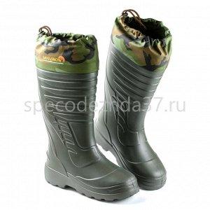 "Сапоги ""Турист Элит"" 502 чулок ЭВА/ТЭП"