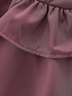 Платье (98-122см) UD 6951(4)т.розовый