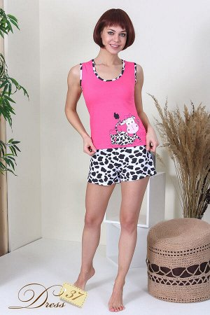 Пижама «LOVE» розовая