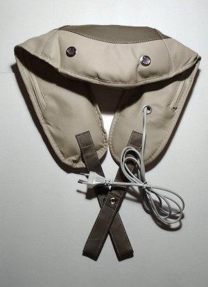 Ударный массажер для спины, плеч и шеи. Евровилка