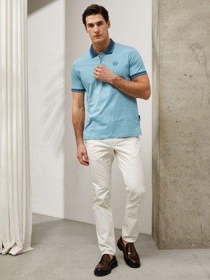 Фуфайка (футболка) муж BeGood SS20MJ209 темно-синий