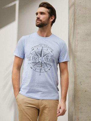 Фуфайка (футболка) муж BeGood SS21MJ218, ближе к 50 размеру