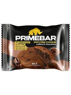 Печенье PRIMEBAR кофе-шоколад