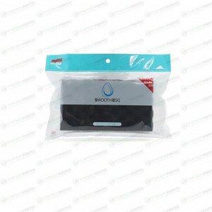 Губка Soft99 Smooth Egg Soft Sponge, для кузова, покрытого жидким стеклом, поролон, 180x100x50мм, арт. 00516