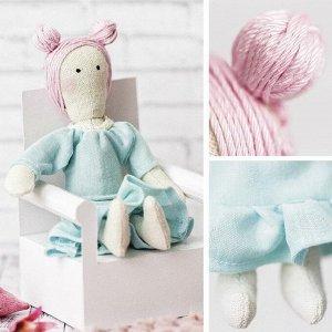 Игрушка–малютка «Девочка Эни», набор для шитья, 21 ? 14.4 ? 0.8 см