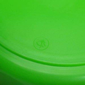 Таз круглый 18 л, цвет МИКС
